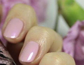 Gel color Semilac 052 Pink Opal
