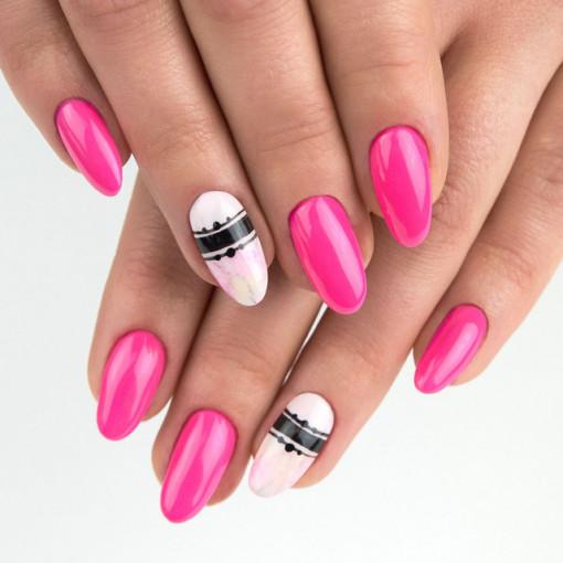 Semilac 008 Intensive Pink 7ml