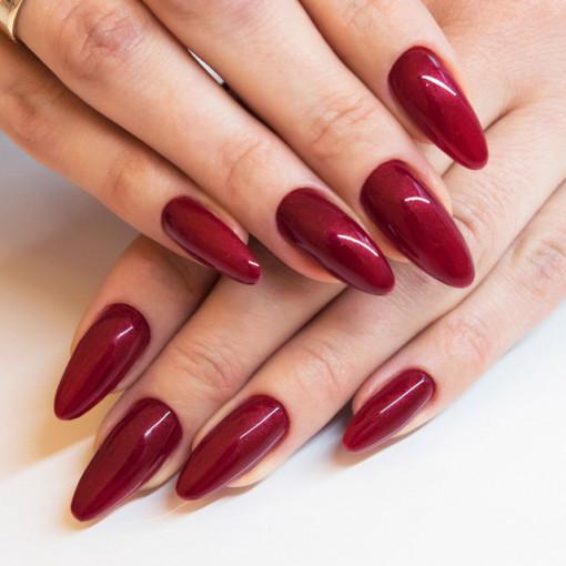 Semilac 070 Pearl Red 7ml