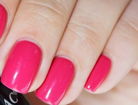 Gel color Semilac 065 Wild Strawberry