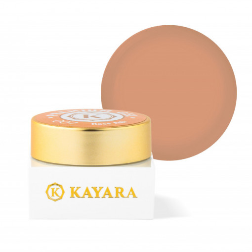 Gel color premium UV/LED Kayara 007 Rose Ash