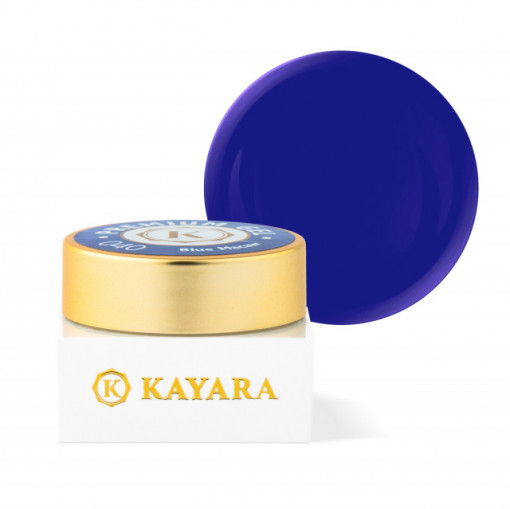 Gel color premium UV/LED Kayara 040 Blue Macaw