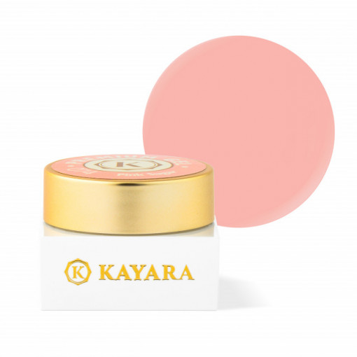 Gel color premium UV/LED Kayara 074 Pink Sugar