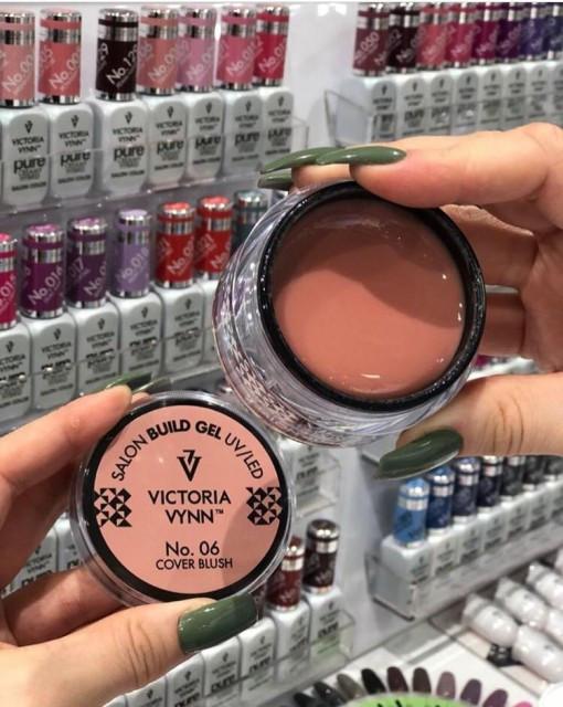 Gel UV/LED 06 Cover Blush Victoria Vynn 15ml