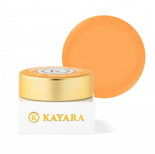 Gel color premium UV/LED Kayara 079 Orange Crush