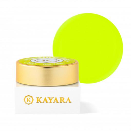 Gel color premium UV/LED Kayara 088 Hot Yellow