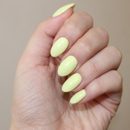 Gel color Semilac 023 Banana