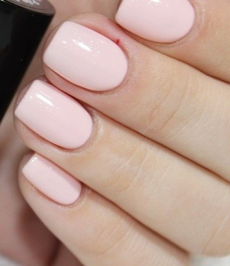 Gel color Semilac 054 Pale Peach Glow