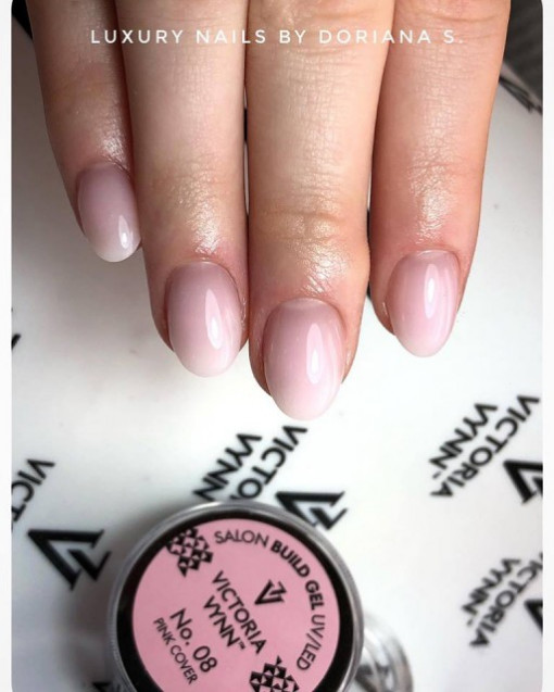 Gel UV/LED 08 Cover Pink Victoria Vynn 15ml