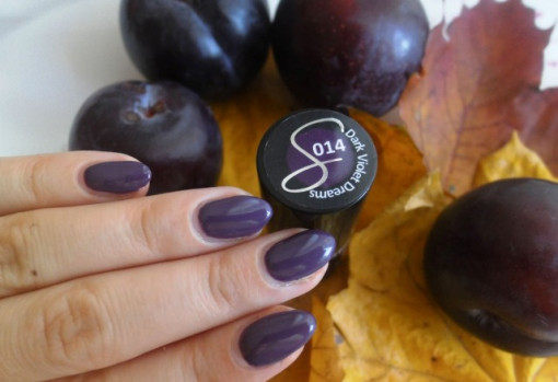 Poze Semilac 014 Dark Violet Dreams