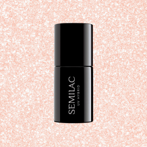 Semilac 578 Bride Glow Together 7ml