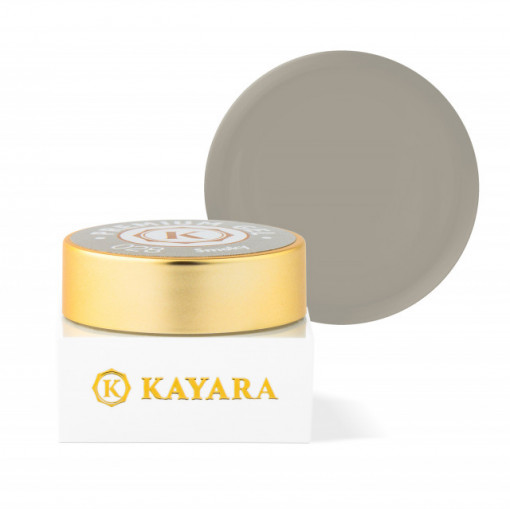 Gel color premium UV/LED Kayara 028 Smoky