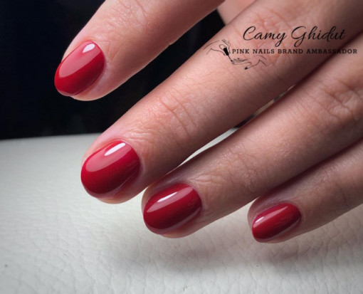 Gel color premium UV/LED Kayara 053 Pure Blood