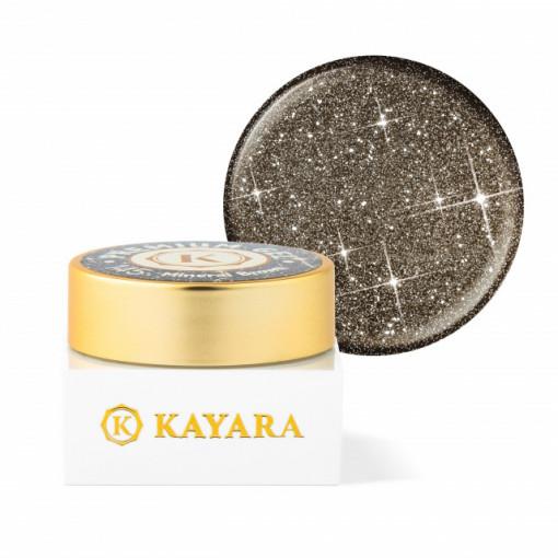 Gel color premium UV/LED Kayara 145 Mineral Brown