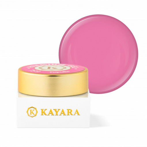 Gel color premium UV/LED Kayara 159 Cupcake