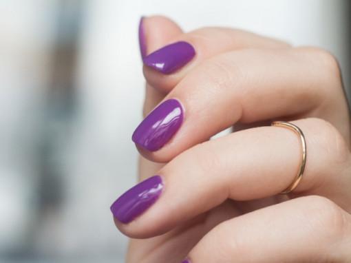 Gel color Semilac 129 Violet Bliss 5ml