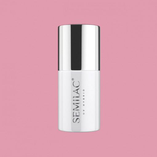 Semilac 198 Powder Pink 7ml