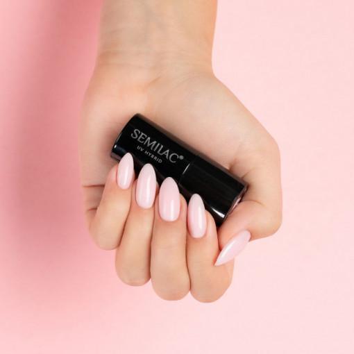 Semilac Extend 5in1 809 Tender Pink 7ml