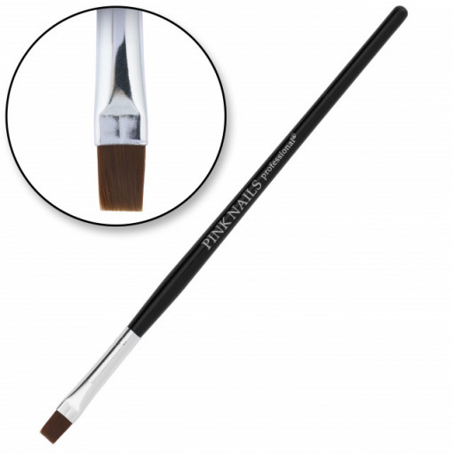 Set 5 pensule Black - Pink Nails