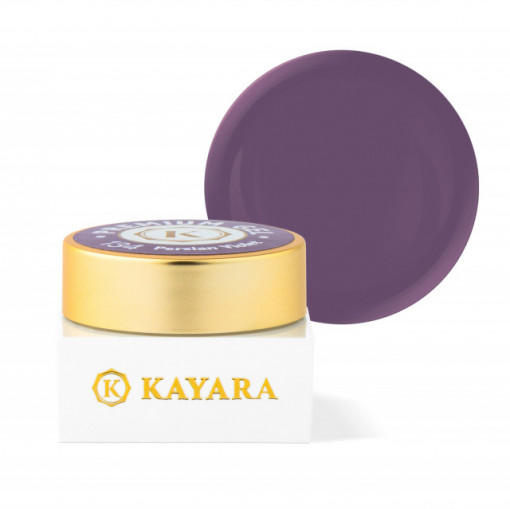 Gel color premium UV/LED Kayara 134 Persian Violet