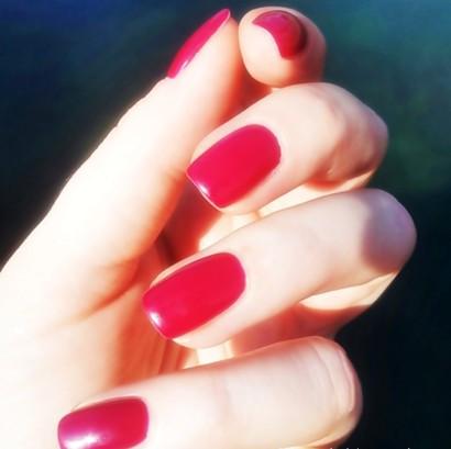 Gel color Semilac 068 Delicate Red