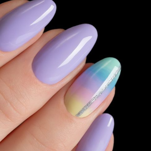 Semilac 559 Violet Blast - Super Cover 7ml