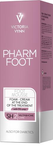 Spuma Crema Foot Mousse Urea 125ml