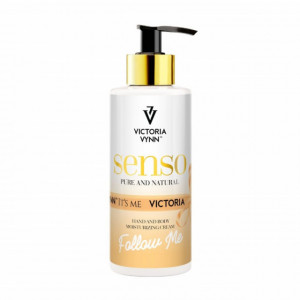Crema Pure and natural Senso Victoria Vynn - Follow Me