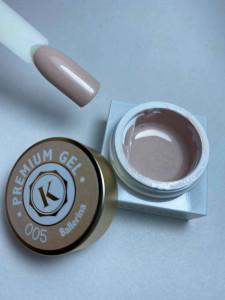 Gel color premium UV/LED Kayara 005 Ballerina