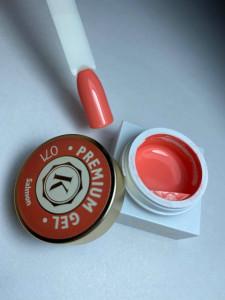 Gel color premium UV/LED Kayara 071 Salmon