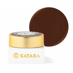 Gel color premium UV/LED Kayara 119 Milk Chocolate