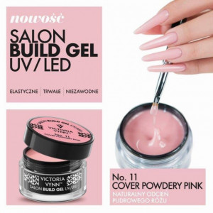Gel UV/LED 11 Cover Powdery Pink Victoria Vynn 50ml
