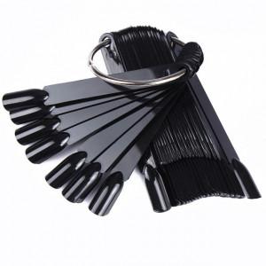 Paletar 50 x tipsuri Black