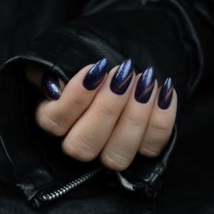 Semilac 315 Violet - Magic Cat eye