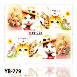 Tatuaj Kitty YB-779