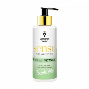 Crema Pure and natural Senso Victoria Vynn - Touch Me