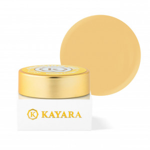 Gel color premium UV/LED Kayara 073 Vanilla Cream