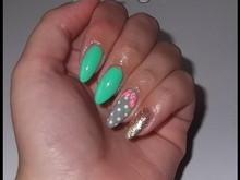 Gel color Semilac 048 Bright Emerald 5ml