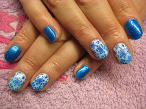 Gel color Semilac 114 Shooting Star