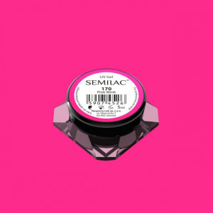 Gel color Semilac 170 Pink Wink 5ml