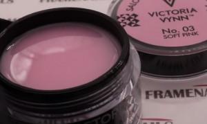 Gel UV/LED 03 Soft Pink Victoria Vynn 50ml