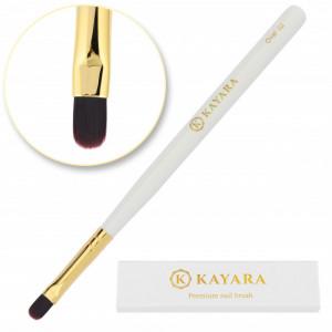 Pensula Premium Kayara Oval 02