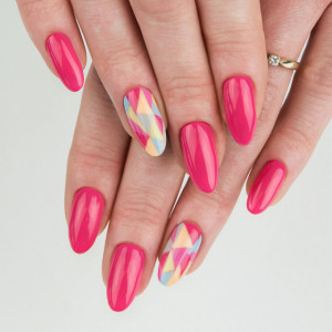 Semilac 007 Pink Rock 7ml