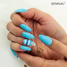 Semilac 044 Intense Blue 7ml