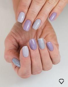 Semilac 223 Soft Grey