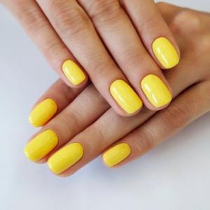 Semilac 531 Joyfull Yellow