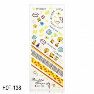 Tatuaj Champ HOT-138