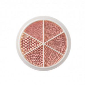 Cutie Carusel Mix Caviar Rose Gold