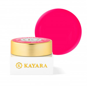 Gel color premium UV/LED Kayara 086 Hot Pink