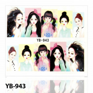 Tatuaj Girls YB-943